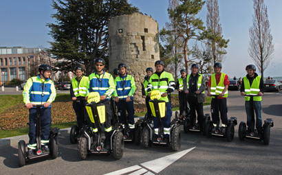 Segway Tour Lausanne «Lake-to-Sky»