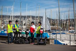 Segway Tour Zürich «Best of Zurich»