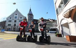 "Segway Tour Zug ""Around Zug"""