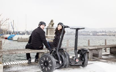 Segway Tour Zürich «Züri West»