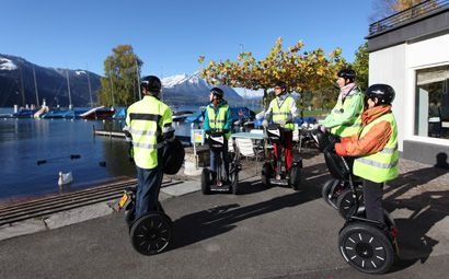 Segway Winter Tour
