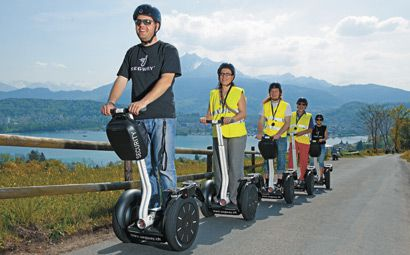 "Segway Tour ""Around Luzern"""